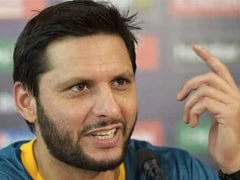 """44 Today!"": Shahid Afridi Creates More Confusion About His Age After Thanking Fans For Birthday Wishes"