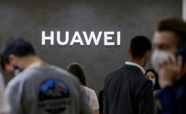 Huawei Among 5 Chinese Firms Posing