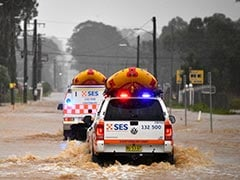 """Life Threatening"" Flash Floods: Thousands In Sydney Ordered To Evacuate"