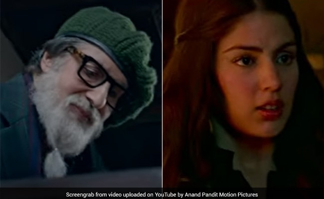 Chehre Trailer: Blink And You'll Miss Rhea Chakraborty In Amitabh Bachchan-Emraan Hashmi's Endgame