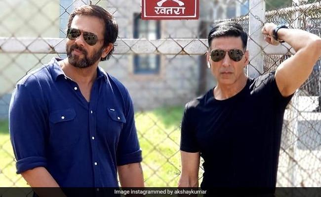 Akshay Kumar's 'Action-Packed' Birthday Wish For Rohit Shetty
