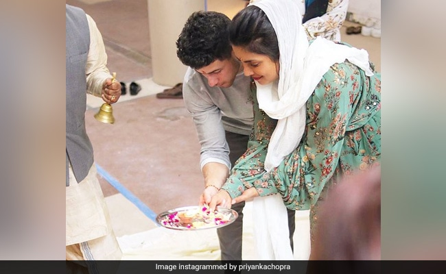 Priyanka Chopra Launches Indian Restaurant Sona In New York, Shares Pics From Prayer Ceremony