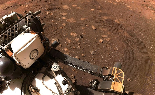 'First Drive Went Incredibly Well': NASA On Mars Rover. See Video