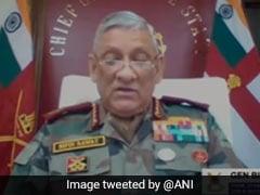 """India """"Looking At Creating Rocket Force"""": General Bipin Rawat"""