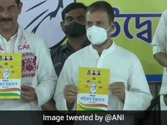 Congress Poll Manifesto For Assam Promises Law Against Citizenship Act, 5 Lakh Jobs