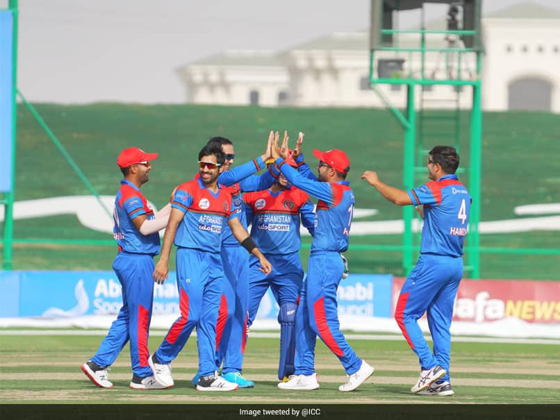 Afghanistan vs Zimbabwe, 2nd T20I: Mohammad Nabi Helps Afghanistan Seal Series Win