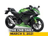 Kawasaki Ninja 300 BS6 Price | Bajaj Platina 100 ES