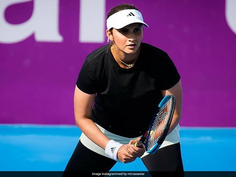Sania Mirza Selected For TOPS In 56th Mission Olympic Cell Meeting