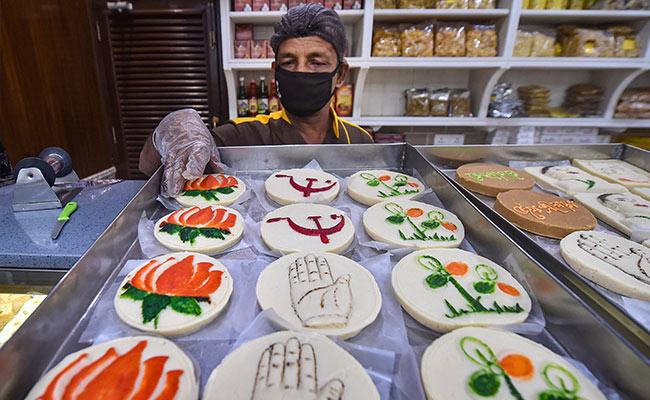 Khela Hobe vs Jai Shri Ram: Election Fever Reaches Bengal Sweet Shops