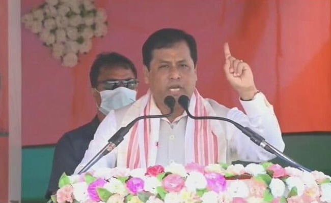BJP To Return To Power In Assam: Chief Minister Sarbananda Sonowal
