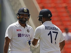 India vs England, 4th Test: Rishabh Pant's Attacking Style Fine As Long As He Gets The Job Done, Says Rohit Sharma
