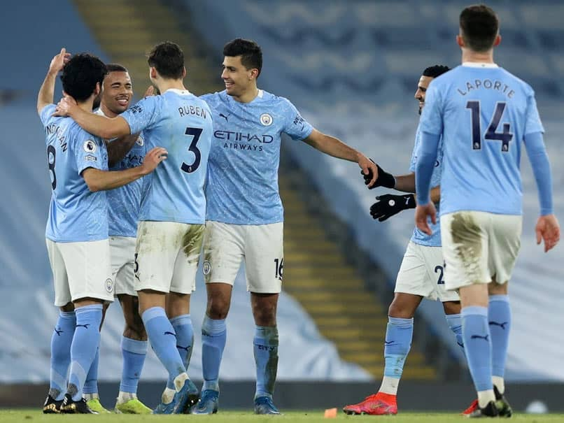 Premier League: Manchester City Face Manchester United Test On March Towards History