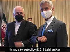 S Jaishankar Meets Iranian Counterpart During Tajikistan Visit