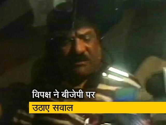 Videos : देश प्रदेश : सेक्स टेप में फंसे कर्नाटक के मंत्री, इस्तीफ हुआ पर FIR नहीं