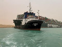 """""""Technical Or Human Errors"""" Likely Behind Suez Canal Blockage: Official"""