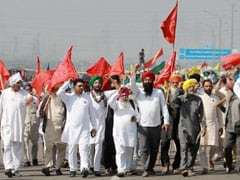 100 Days Of BJP's Arrogance: Congress Slams Government Over Farmers' Protest