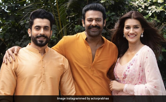 Kriti Sanon And Sunny Singh Join The Cast Of Prabhas And Saif Ali Khan's Adipurush - NDTV