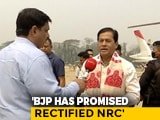 "Video : ""Question Is Not If I Want To Remain In Power..."": Assam Chief Minister"