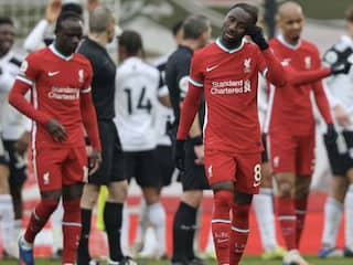 Premier League: Liverpool Suffer 6th Consecutive Home Defeat As Fulham Win At Anfield