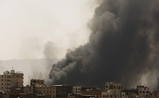 Yemen's Houthis Attack Saudi Oil Heartland With Drones, Missiles
