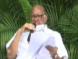 Video : After Chat With Prashant Kishor, Sharad Pawar Calls Opposition Meet