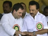 Video : DMK To Allot 25 Seats To Ally Congress For Tamil Nadu Election: Sources