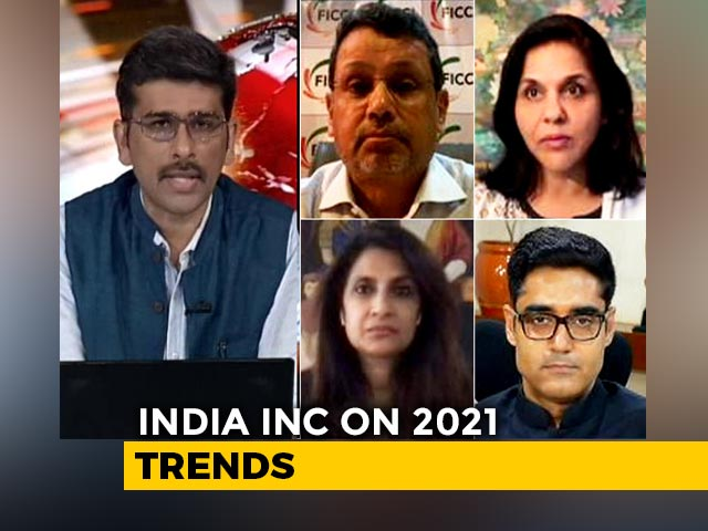 Video : India's Business Confidence Index Highest In 10 Years: Trade Body FICCI