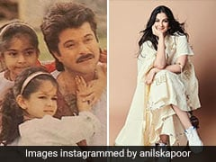 "Anil Kapoor Sends A Sweet Birthday Wish To ""Favourite Chef"" Rhea"