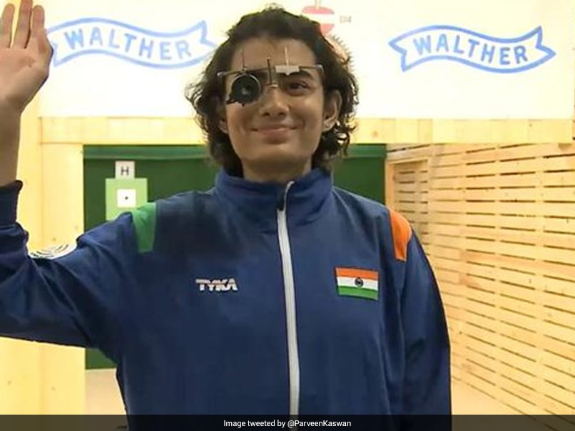ISSF World Cup: Indias Yashaswini Deswal Wins Gold In Womens 10m Air Pistol Event, Silver For Manu Bhaker