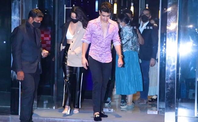 Inside Shraddha Kapoor's Date Night With Rumoured Boyfriend Rohan Shrestha - NDTV