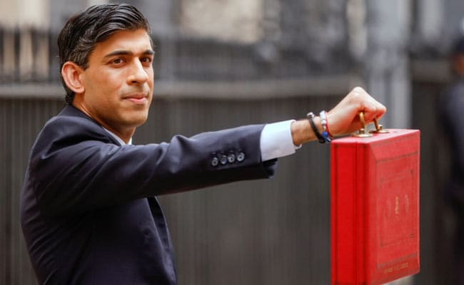 UK Finance Minister Rishi Sunak Extends Covid Rescue Plan, Companies To Pay More Tax