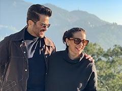 "Anil Kapoor Lists ""Just Some Of The Million Reasons"" He Loves Birthday Girl Sunita Kapoor"