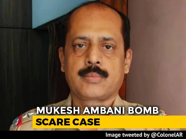 Video : Ambani Scare: Mumbai Cop Met Businessman Linked To SUV Stolen Hours Later