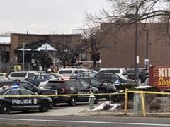 Cop Among 10 Dead In US Supermarket Shooting, Suspect In Custody