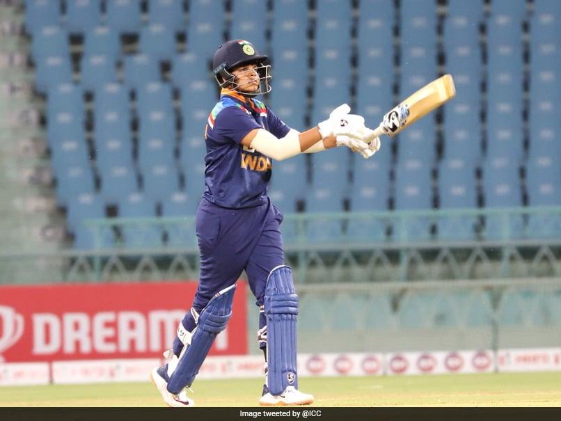 Shafali Verma Reclaims Top Spot In ICC Womens T20I Rankings