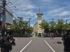 Nine Wounded As Suspected Suicide Bomber Targets Indonesian Church Ahead Of Easter