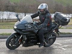 Kawasaki Ninja H2X May Get Radar Cruise Control