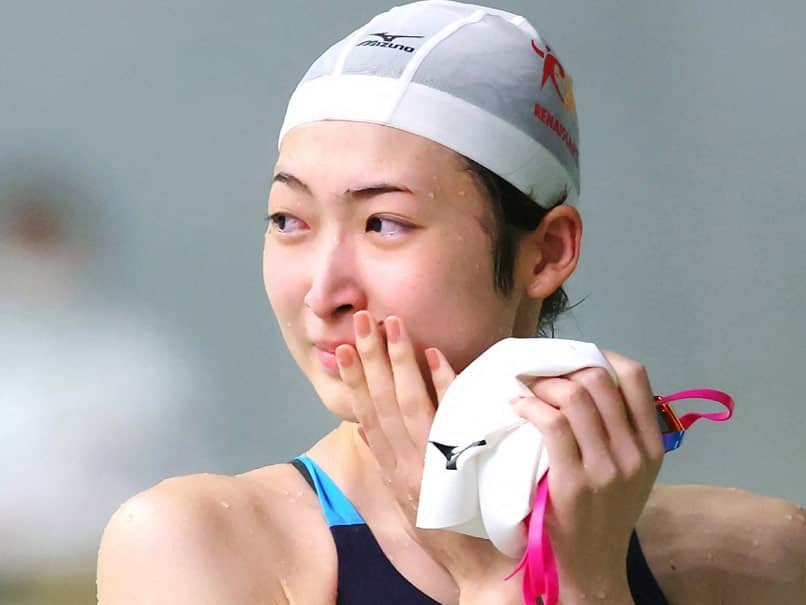 Japans Rikako Ikee, Returning From Leukaemia, To Swim Four Events At Olympic Qualifier