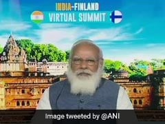 PM Modi Holds Virtual Summit With Finnish Counterpart