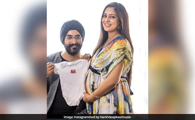 Singer Harshdeep Kaur And Husband Mankeet Singh Welcome A Baby Boy - NDTV