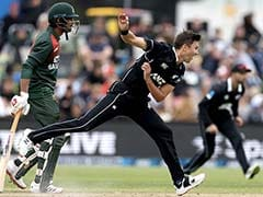 New Zealand vs Bangladesh, 1st ODI: Trent Boult Donates 500 Dollars To Hometown Club After Winning Player Of The Match Award