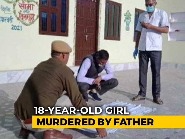 Video : Rajasthan Teen, On Police Watch, Killed By Father For Eloping With Dalit