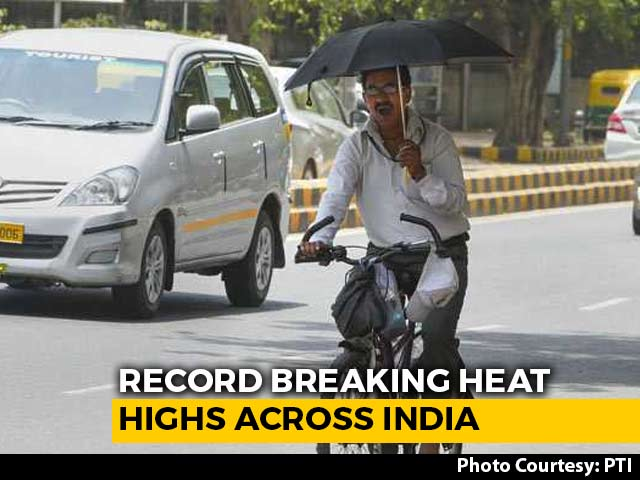 """Video : Delhi Records """"Hottest"""" March In Last 11 Years, Says Weather Office"""