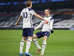 Premier League: Gareth Bale, Harry Kane Shine As Tottenham Hotspur Thrash Crystal Palace