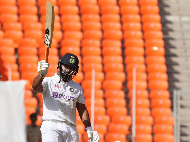 India vs England, 4th Test: Rishabh Pant Brings Up His Third Test Century, First In India