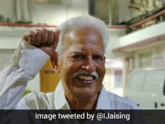 """""""Free At Last"""": Poet Varavara Rao, 81, Released After Last Month's Bail"""