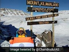 9-Year-Old Girl From Andhra Pradesh Conquers Mt Kilimanjaro