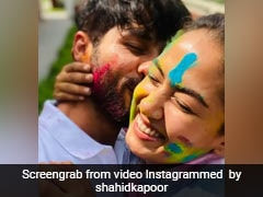 Holi 2021: How Shahid Kapoor-Mira Rajput And Other Star Couples Celebrated This Year