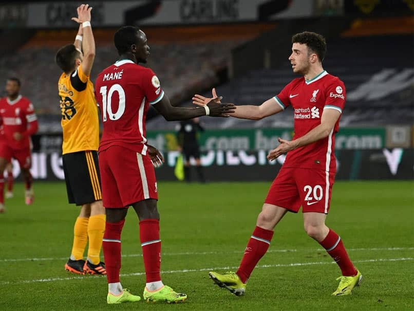"""Liverpool Win """"Three Dirty Points"""" As Diogo Jota Returns To Haunt Wolves"""