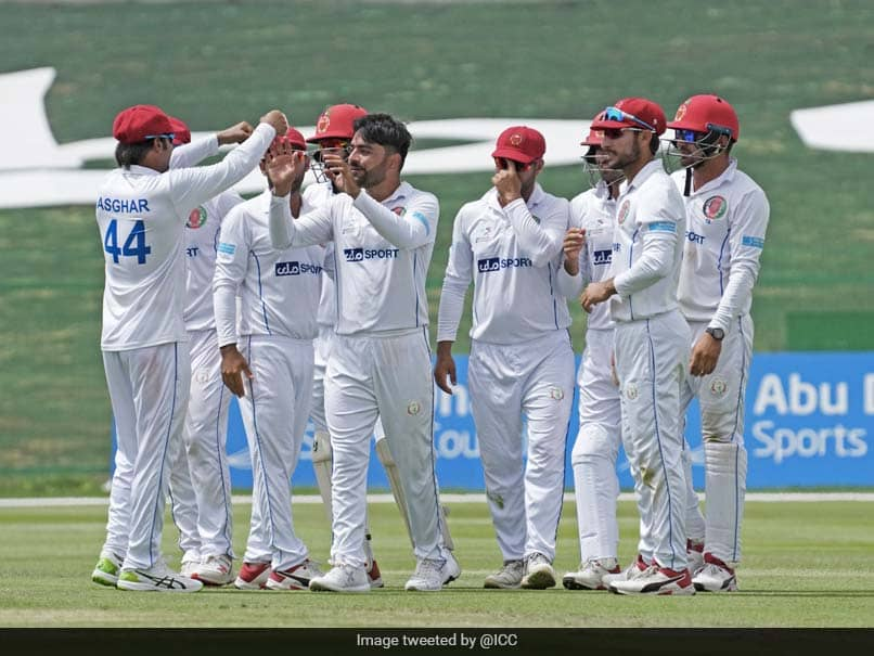 Afghanistan vs Zimbabwe, 2nd Test: Rashid Khans Seven-Wicket Haul Anchors Afghanistans Series-Levelling Win